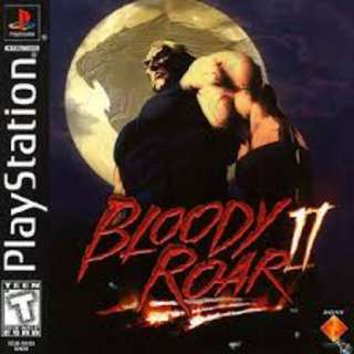 {WTB} Bloody Roar 2 PS1 game