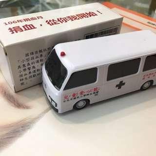 捐血車模型