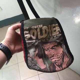 Art Work Sling bag