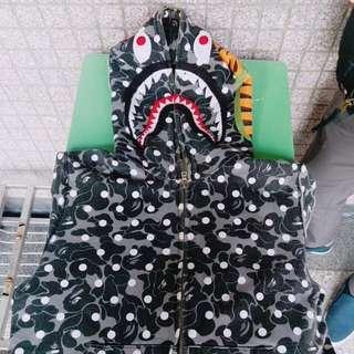 ape鯊魚外套