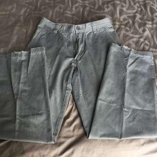U2 Grey Pants