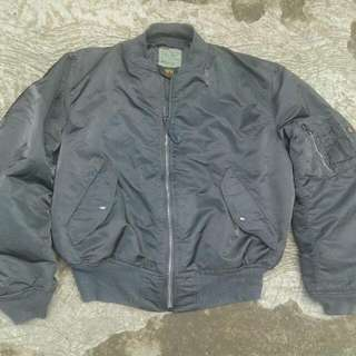 Alpha Industries Bomber Ma 1 Authentic