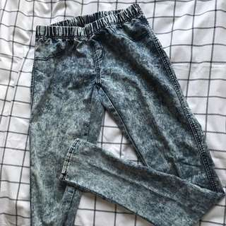 Valleygirl Size 6 Denim Skinny Jeans