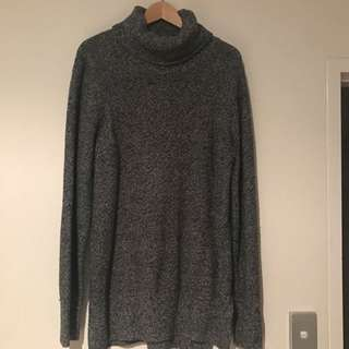 WITCHERY Grey Marle Sweater