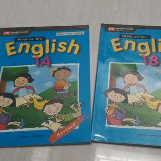 Mypals English Utk Kelas 1
