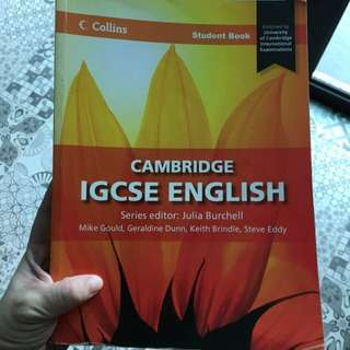 Cambridge IGCSE English