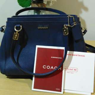 Coach Carryall Bag