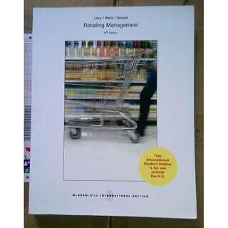 🚚 Retailing Management (第九版) #出清課本