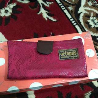 Dompet Octopus Project