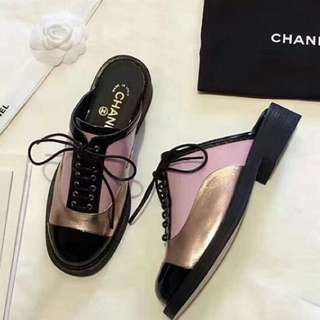 Premium Chanel Sandal Shoes