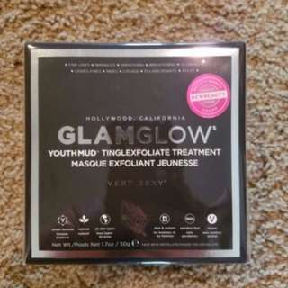 Glamglow Youth Mud Tinglexfoliate Treatment Masque 50g NEW IN BOX