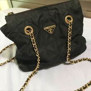 Authentic Prada Nylon Slingbag