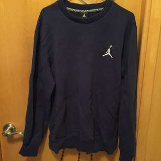 Aj Sweater (Navy ) Air Jordan