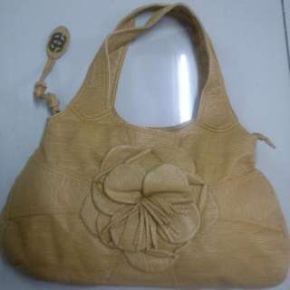 Yellow Fashion Bag( Imported From U.S