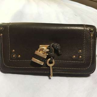 Chloe Paddington Wallet- Fast Deal $80
