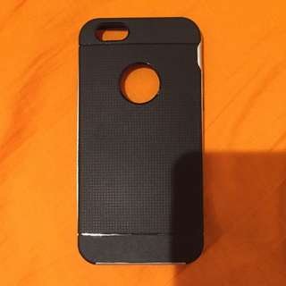 Black And Silver iPhone 6/6s Case