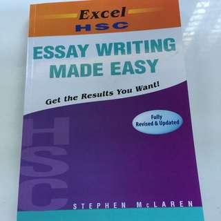 Essay Writing Made Essy