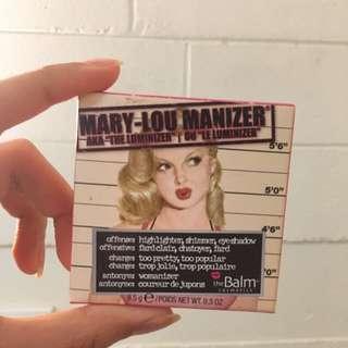 Mary-Lou Manizer The Balm