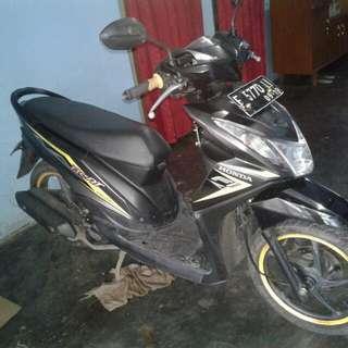 Honda Beat 2014 Nego
