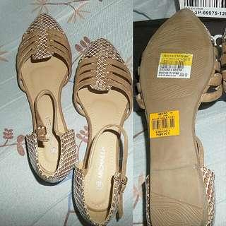 Michaela Flat Doll Shoes