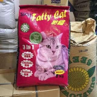 cat food fatty cat