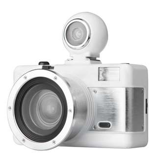 Lomo Fisheye No 2 White
