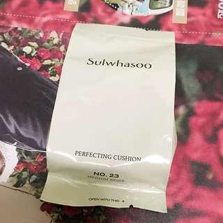 雪花秀Sulwhasoo Perfecting Cushion No.23 Refill