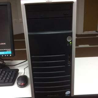 Tower Server HP ML110