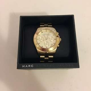 Marc Jacobs Blade Chronograph Watch