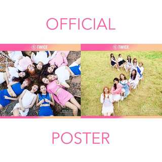 twice official posters twice coaster lane 1