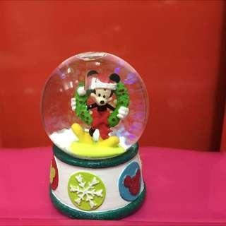 米奇小型水晶球