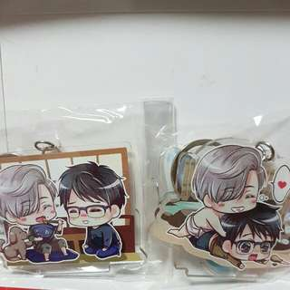Yuri On Ice Acrylic Stands