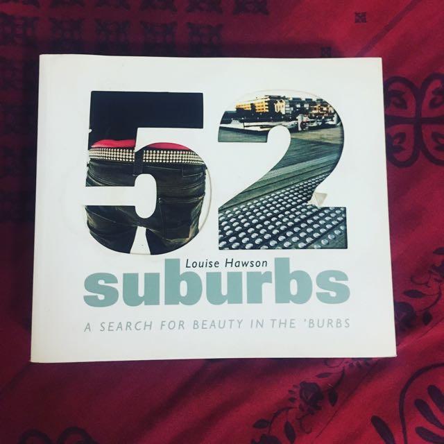 52 Suburbs Of Sydney