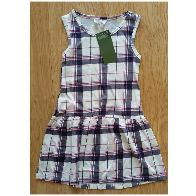 5-6 Yrs H&m Kids Dress Overruns