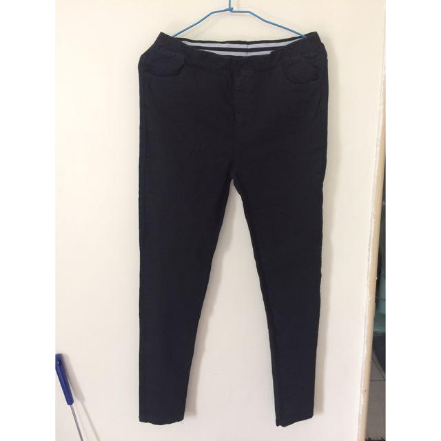 黑色長褲(賣場商品買三送一)