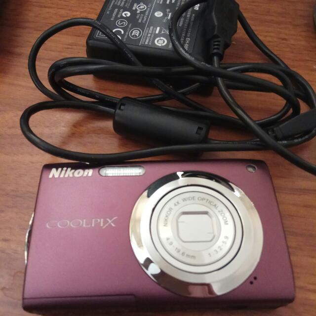 Nikon S3000二手數位相機