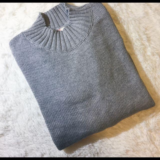 小高領針織毛衣