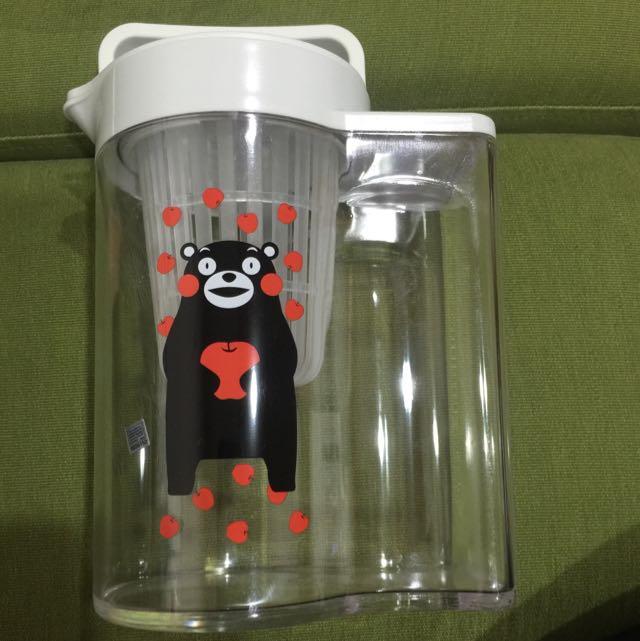 熊本熊冷水壺