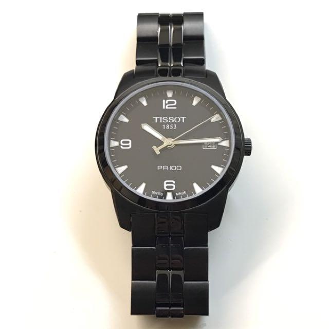正貨 天梭 瑞士腕錶 T0494103305700 Tissot PR100