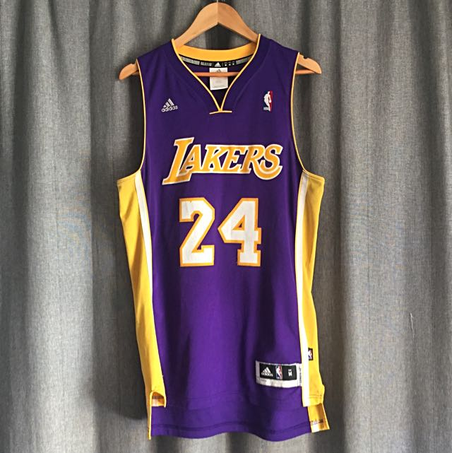 • Adidas • Lakers Jersey