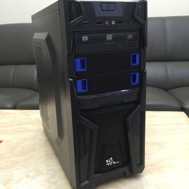 中古機 -INTEL i5+獨顯 電腦主機