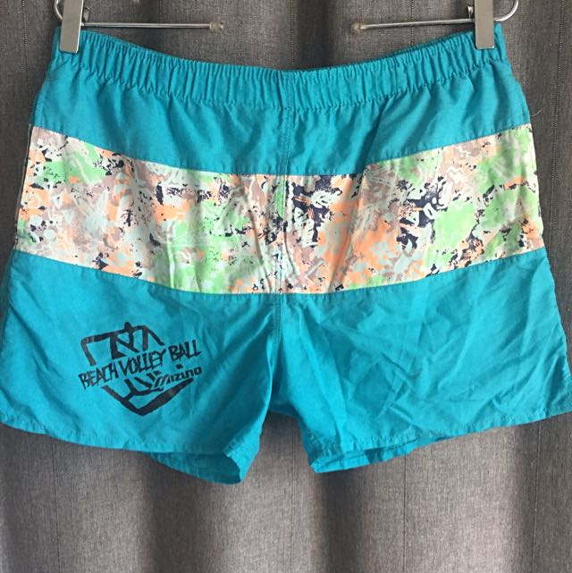 • Mizuno • Retro Swim Shorts