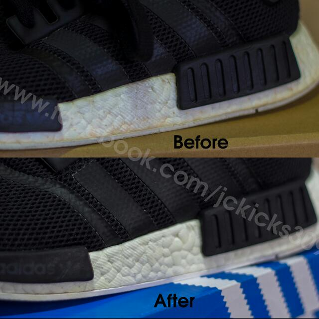 Adidas Boost Restoration Service