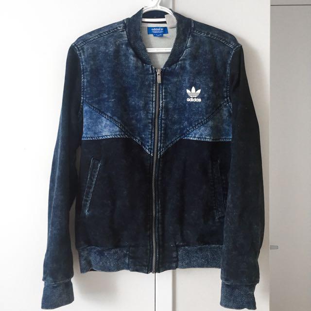 adidas Originals Women's Colorado Denim Jacket