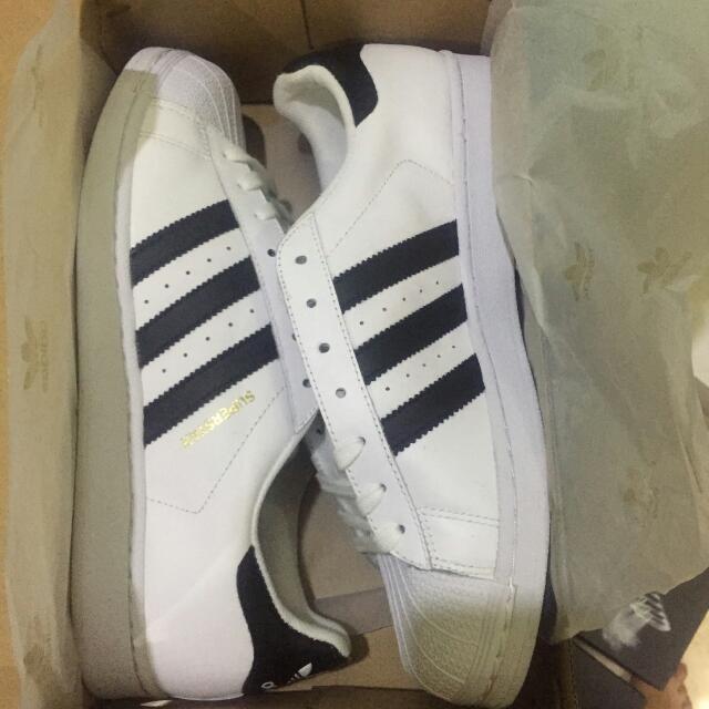 Adidas Superstar White (Ori)
