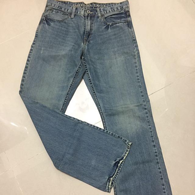 全新American Eagle牛仔褲