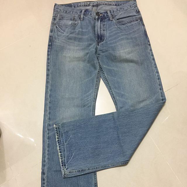 全新American Eagle 牛仔褲