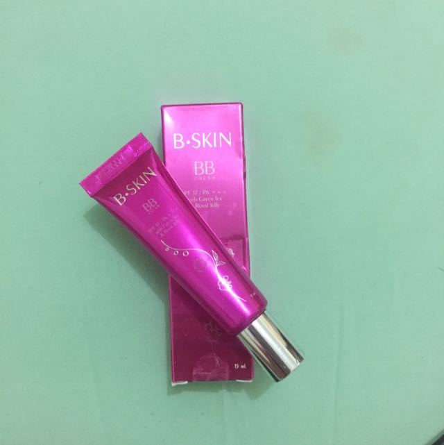 B Skin Bb Cream From HDI