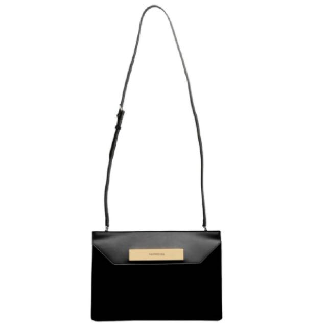 Balenciaga Cable Clutch Flap Bag