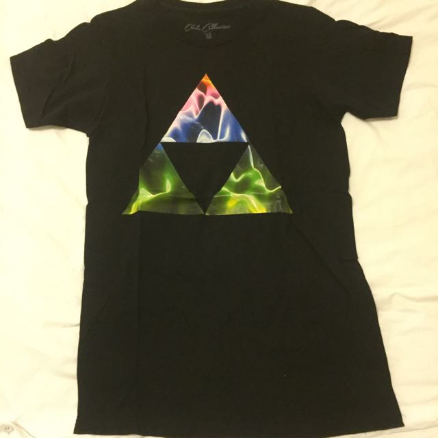 Black T Shirt like Illuminati